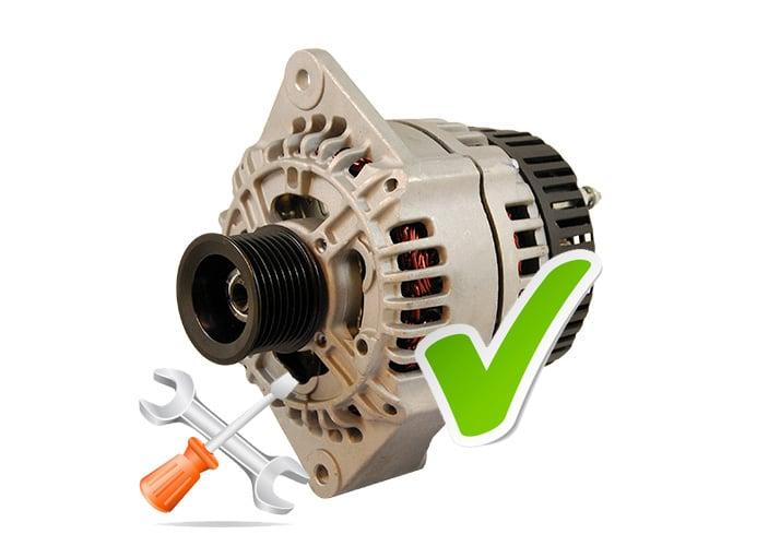 Lichtmaschine reparieren - Mit der Anleitung gelingt die Reparatur